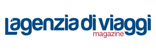 """Logo """"l'agenzia di viaggi"""""""